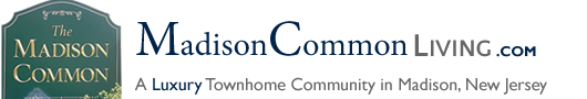 The Madison Common in Madison NJ Morris County Madison New Jersey MLS Search Real Estate Listings Homes For Sale Townhomes Townhouse Condos   Madison Commons Madison NJ   Madison Common Madison NJ